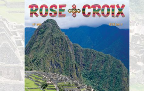 Revue Rose-Croix - Eté 2017