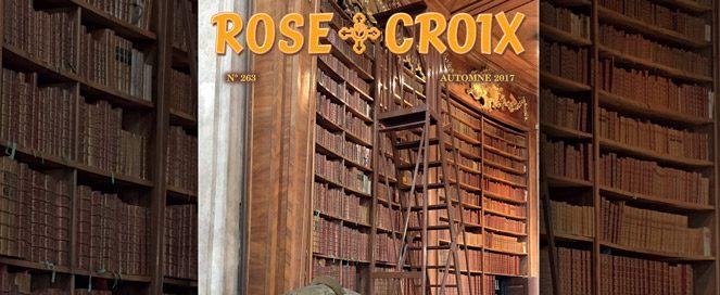 Revue Rose-Croix-Automne 2017